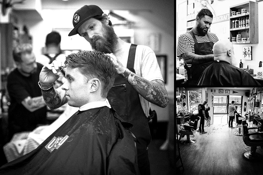 'Barber of the Month' – cheers Uppercut Deluxe